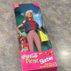 Coca-Cola Picnic Barbie 1997 Special Edition